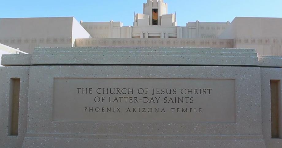 Phoenix Temple Wedding Photography