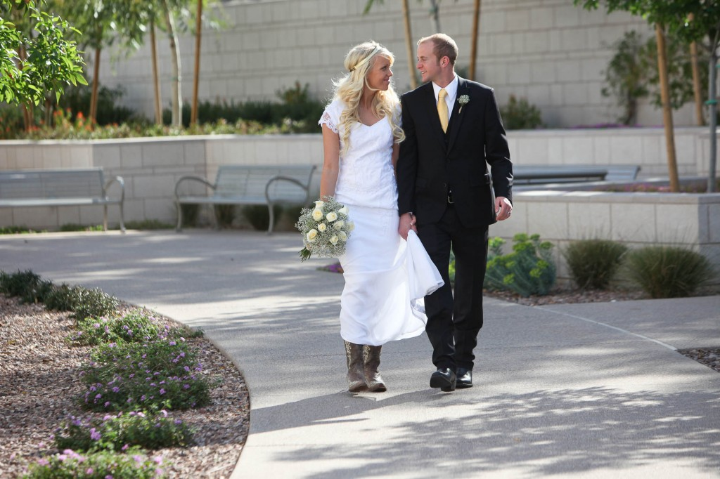 Phoenix Temple Wedding Photographer
